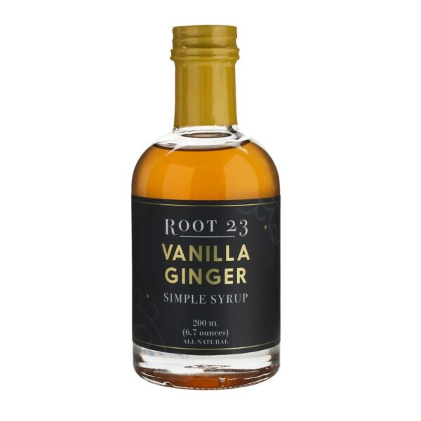 Root 23 Vanilla Ginger Simple Syrup